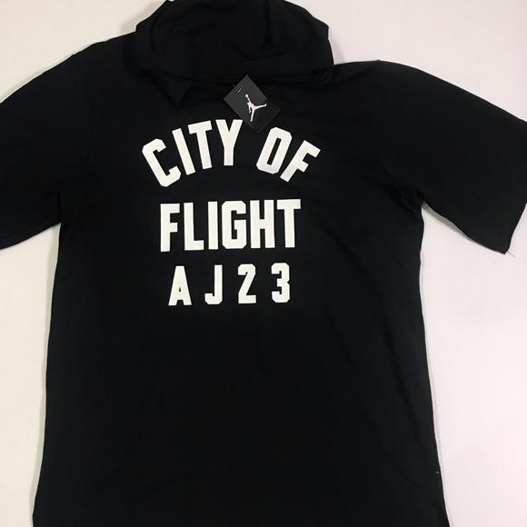 Air Jordan City Of Flight Aj 23 Hooded